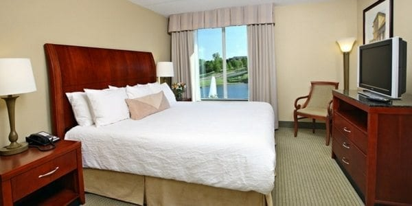 Hilton Garden Inn - Offsite lodging options for guests. | Visit bridgebetweentheworlds.com